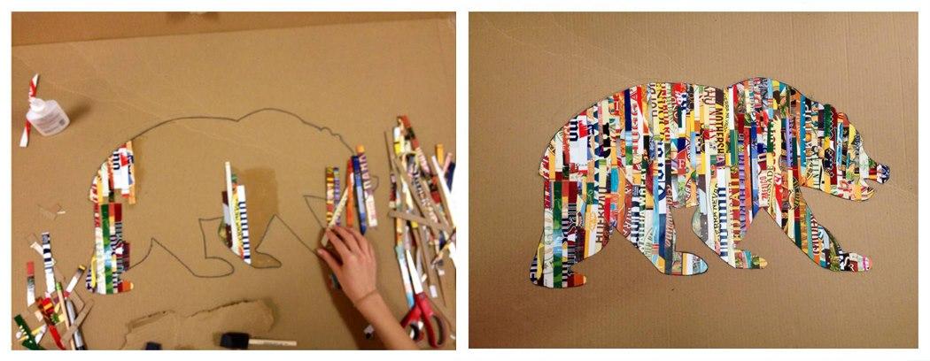 Populaire Projet arts plastiques primaire - infini photo JX59