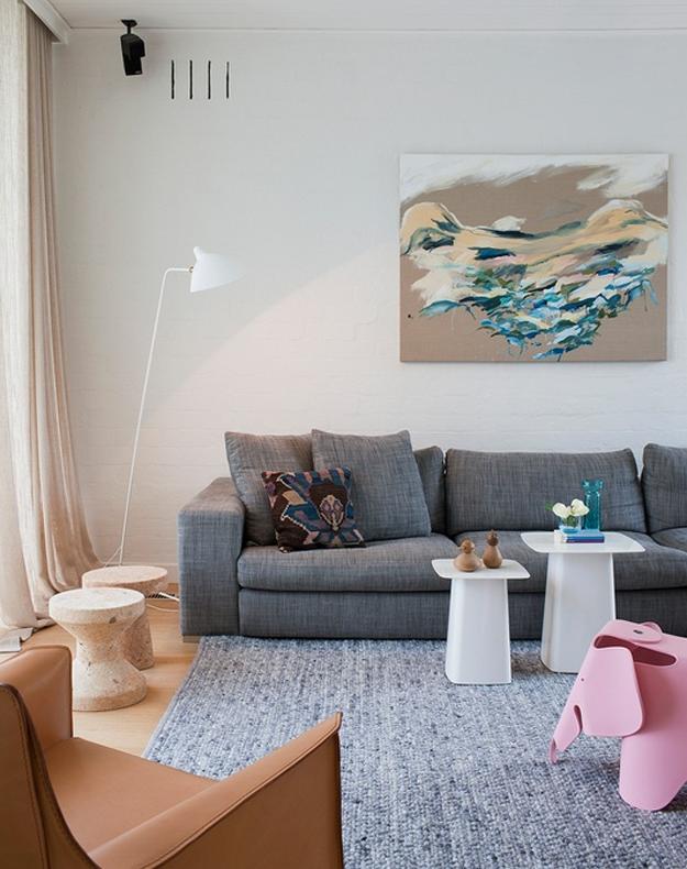 Style norvegien deco for Chaise norvegienne