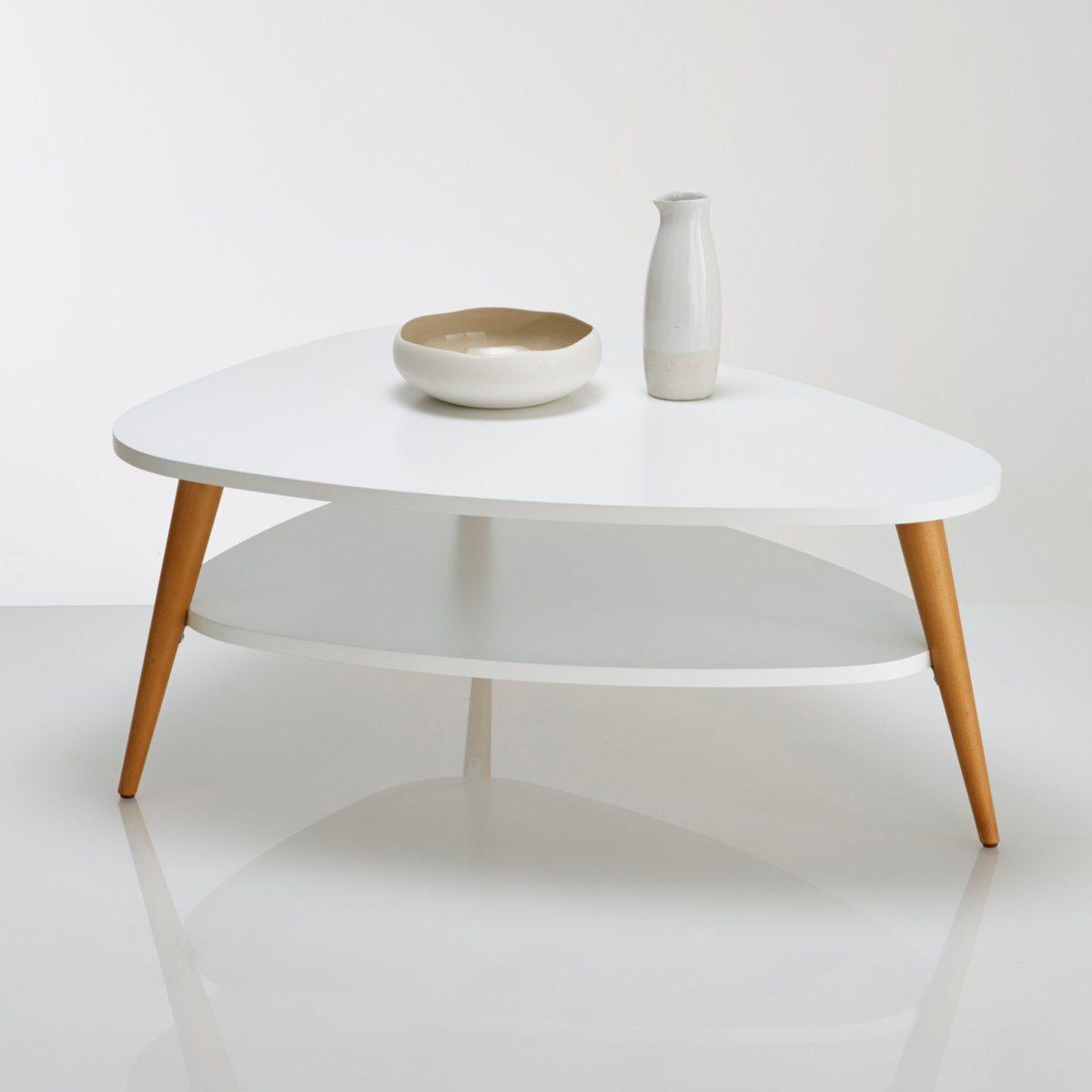 table basse esprit nordique - infini photo
