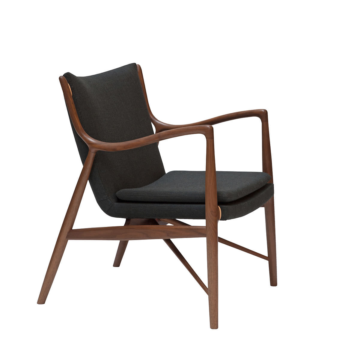 Fauteuil Cuir Design Scandinave Infini Photo - Fauteuil cuir design scandinave