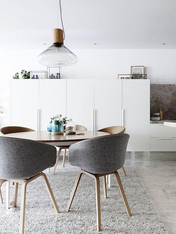 Table Chaise Scandinave Idées Dimages à La Maison