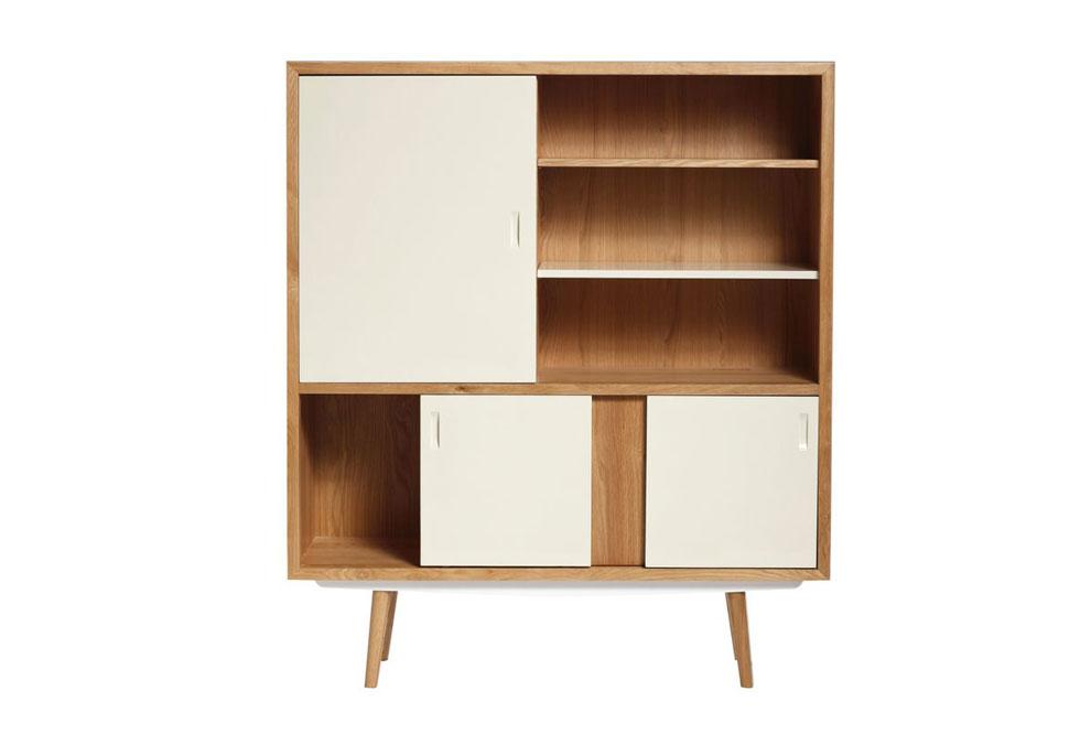 meuble buffet scandinave meuble pour cuisine vintage cuisine scandinave vintage meubles. Black Bedroom Furniture Sets. Home Design Ideas