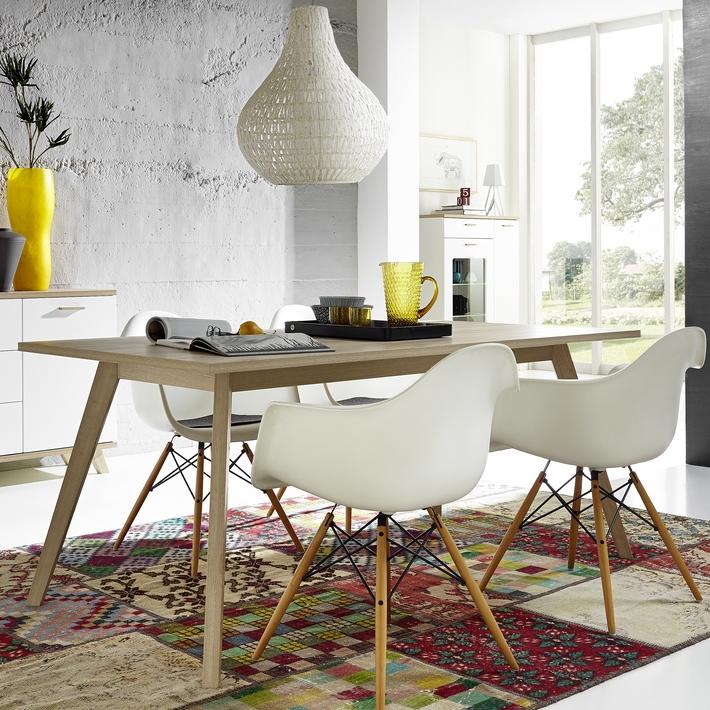 Table sejour scandinave - infini photo