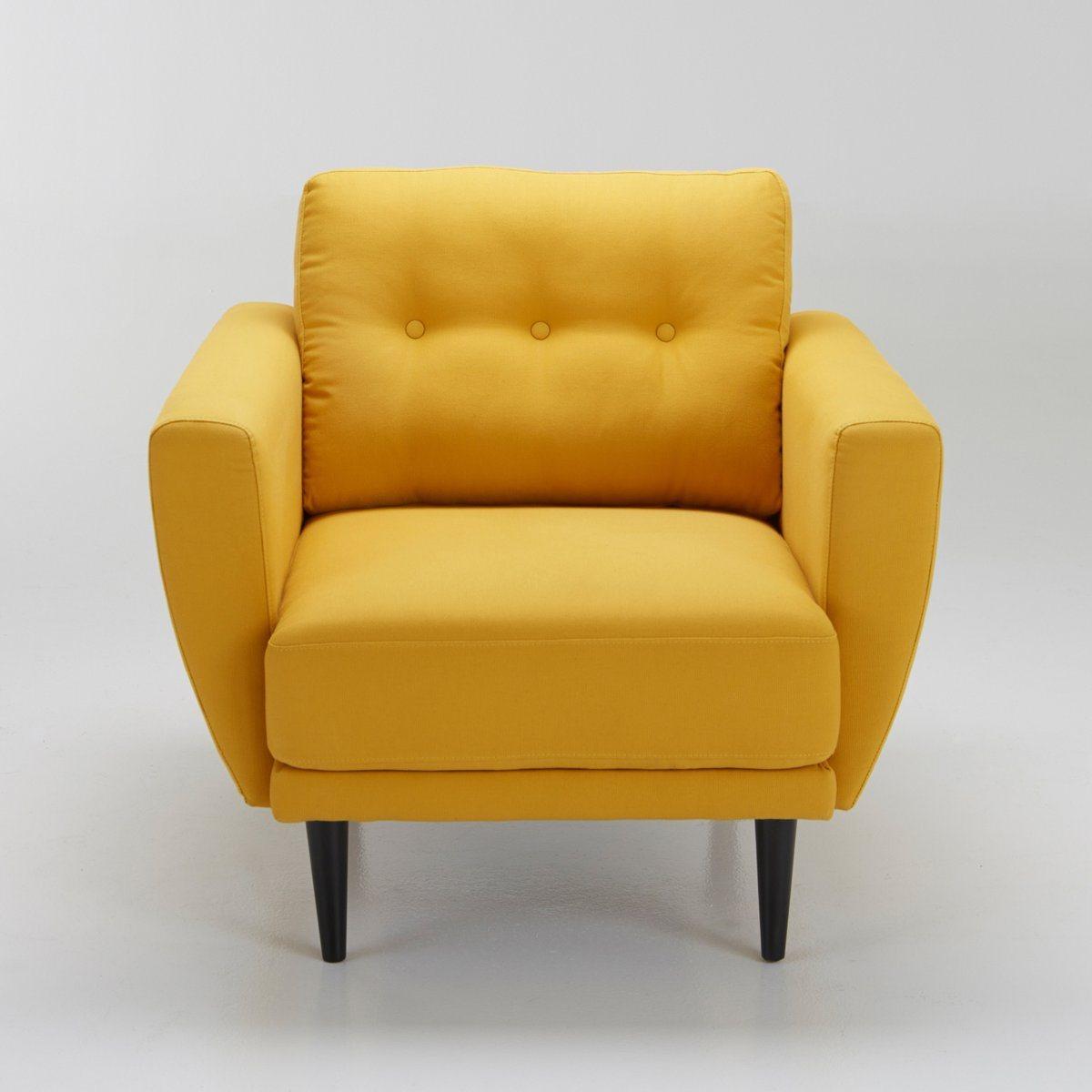 Fauteuil Scandinave Jaune Pas Cher Infini Photo - Fauteuil jaune moutarde pas cher