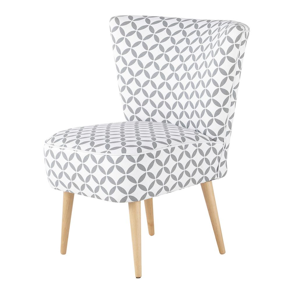 Petit fauteuil scandinave - infini photo