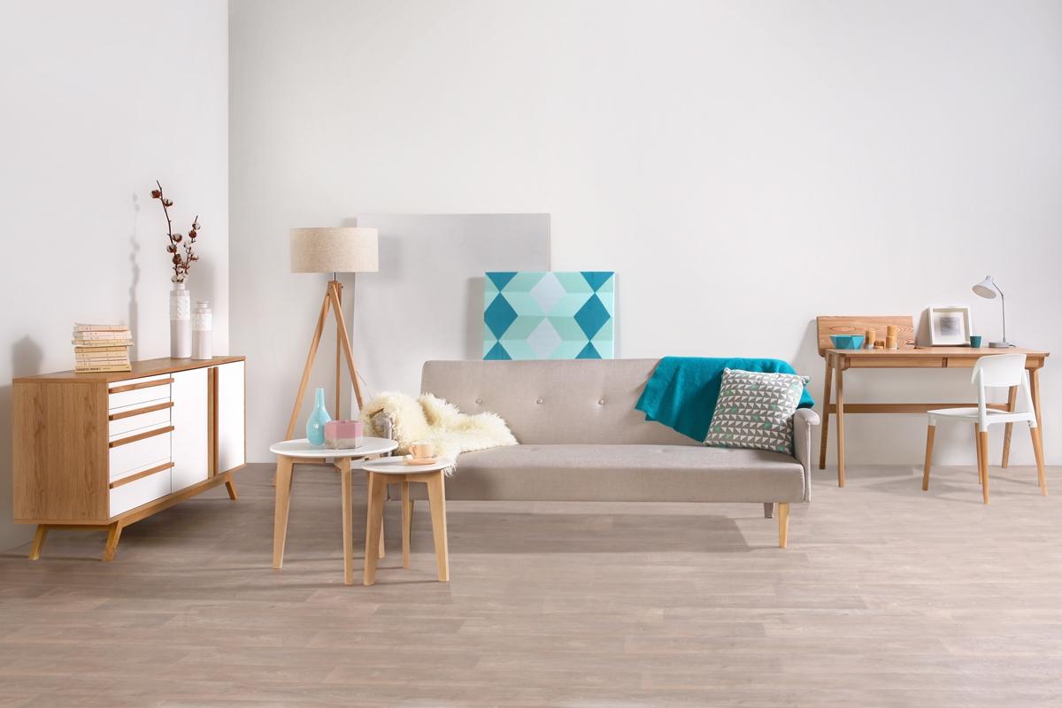 meuble en bois norvegien