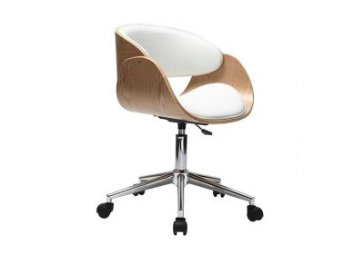 Fauteuil bureau design scandinave infini photo