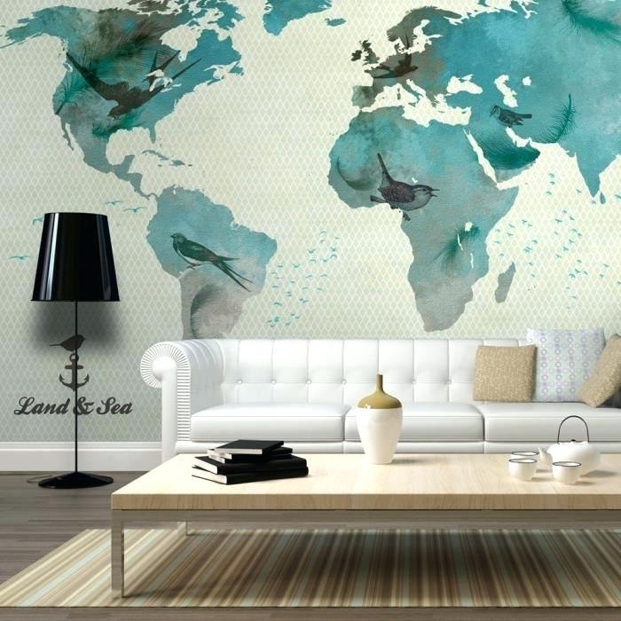 Carte monde a grater   infini photo