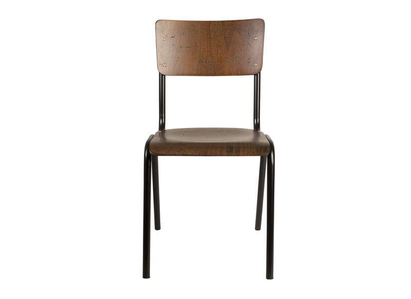 chaise ecolier vintage infini photo. Black Bedroom Furniture Sets. Home Design Ideas