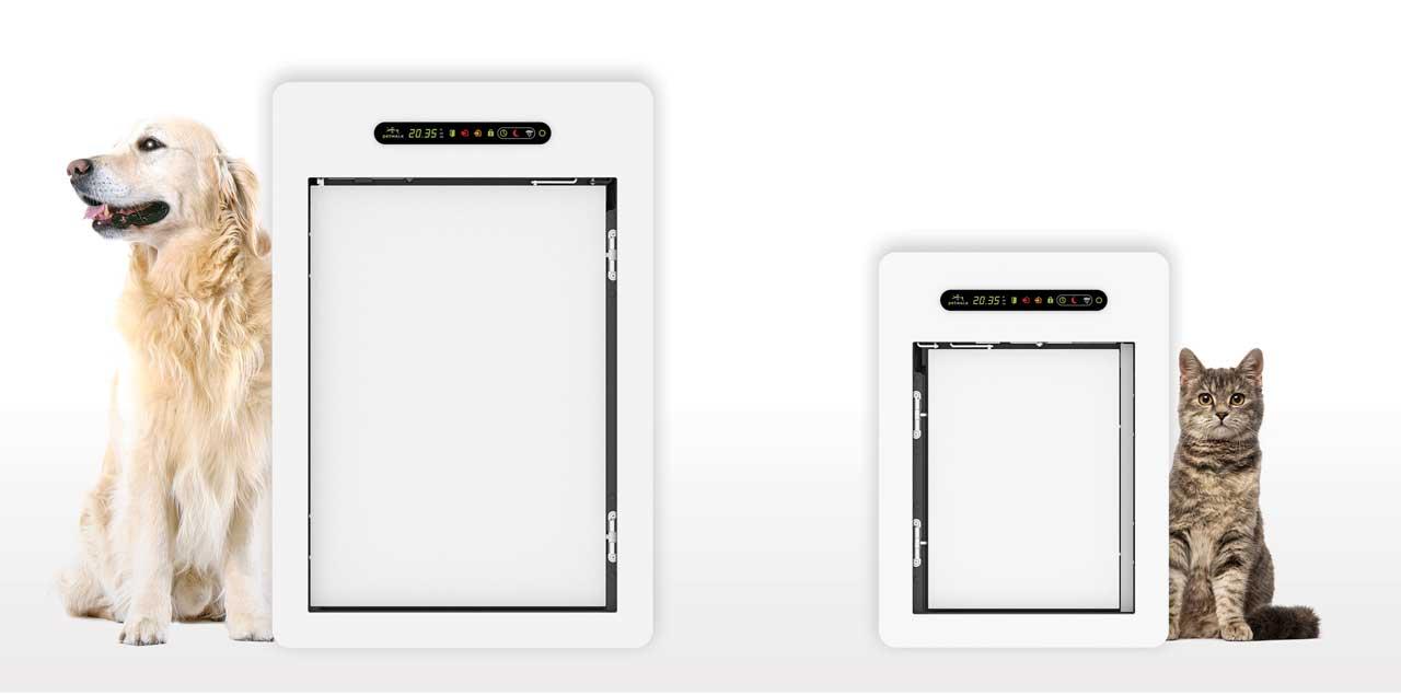 trappe automatique pour chat infini photo. Black Bedroom Furniture Sets. Home Design Ideas