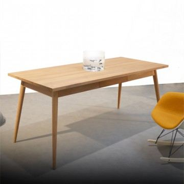 Table a manger style nordique infini photo - Table de salon style scandinave ...